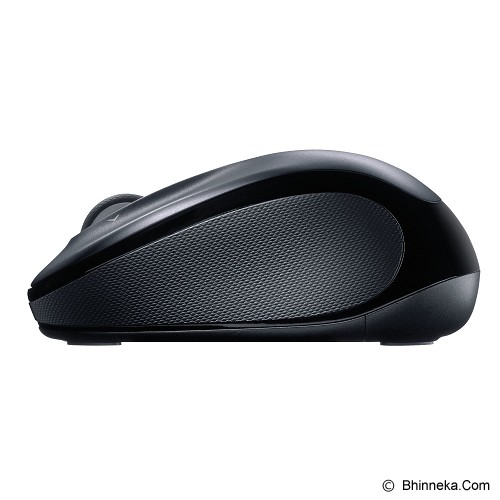 LOGITECH Wireless Mouse M325 [910-002151] - Dark Silver - Mouse Basic